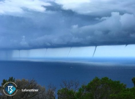 Waterspouts